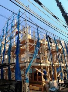 川崎市の構造見学会1